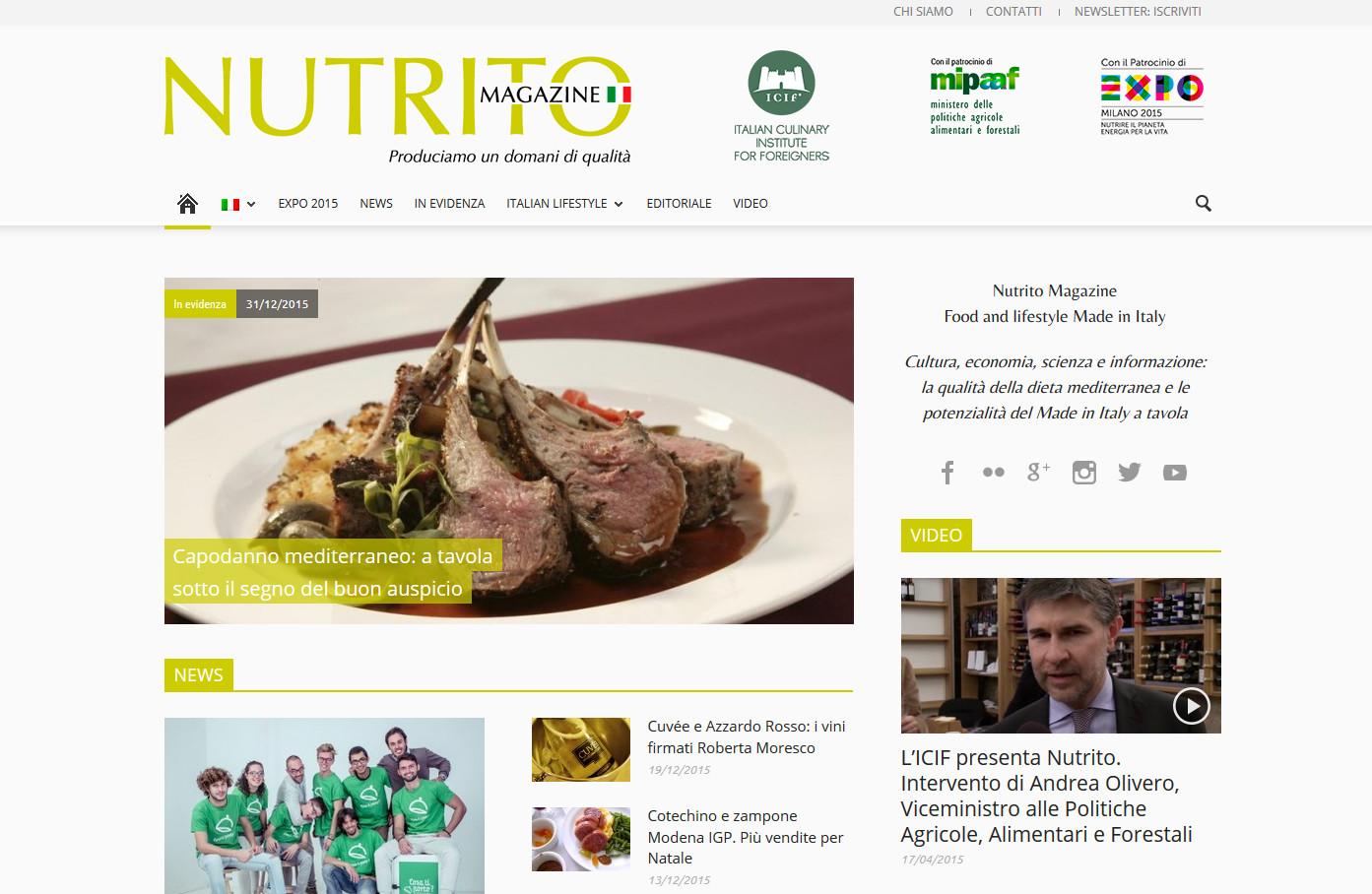 nutrito magazine